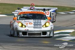 #78 J-3 Racing Porsche 911 GT3 RS: Manuel Matos, Randy Wars, Rick Skelton