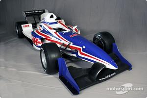 A1 GP Photoshoot, Lola Factory, Huntingdon, England, September 29, 2004