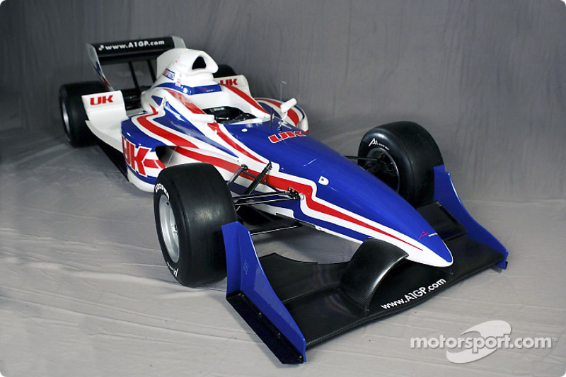 A1 GP Photoshoot, Lola Factory, Huntingdon, England