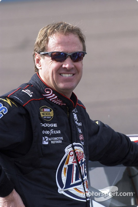 rusty wallace at phoenix. Black Bedroom Furniture Sets. Home Design Ideas