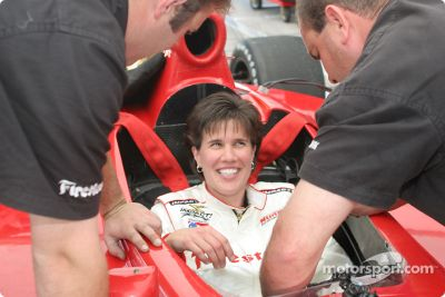 Nunn Racing women drivers shootout
