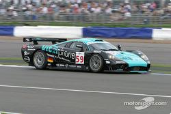 #59 Vitaphone Racing: Michael Bartels, Uwe Alzen, Franz Konrad