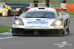 La Saleen S7R n°52 Graham Nash Motorsport : Phil Benett, Paul Whight, David Leslie