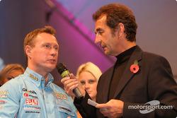 John Reynolds and Steve Parrish