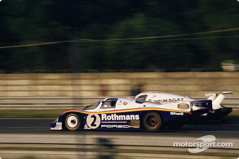 Rothmans Porsche 956 : Jochen Mass, Stefan Bellof