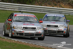 #04 Istook/Aines Motorsport Group Audi S4: Anders Hainer, Don Istook, #4 Istook / Aines Motorsport Group Audi S4: Gary Sheehan, Ray Bailey