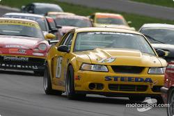 #15 Frederick Motorsports Mustang Cobra: Steve MacDonald, David Brown