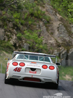 #46 Michael Baughman Racing Corvette: Ted Martin, Mike Yeakle, Gary St. Amour