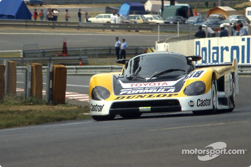 1986: Dome 8C-L
