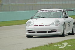 #64 The Racers Group Porsche GT3 Cup: Kevin Buckler, Dave Master, Marc Sluszny
