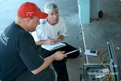 Howard - Boss Motorsports crew members