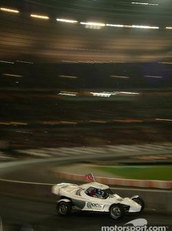 semi-final: David Coulthard