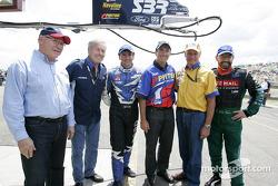 Ford V8 legends at Eastern Creek