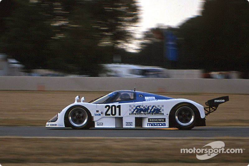 Mazdaspeed Mazda 767B : David Kennedy, Pierre Dieudonné, Chris Hodgetts