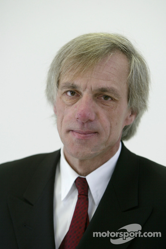 Gustav Brunner, Şef Tasarımcısı Toyota Motorsport GmbH