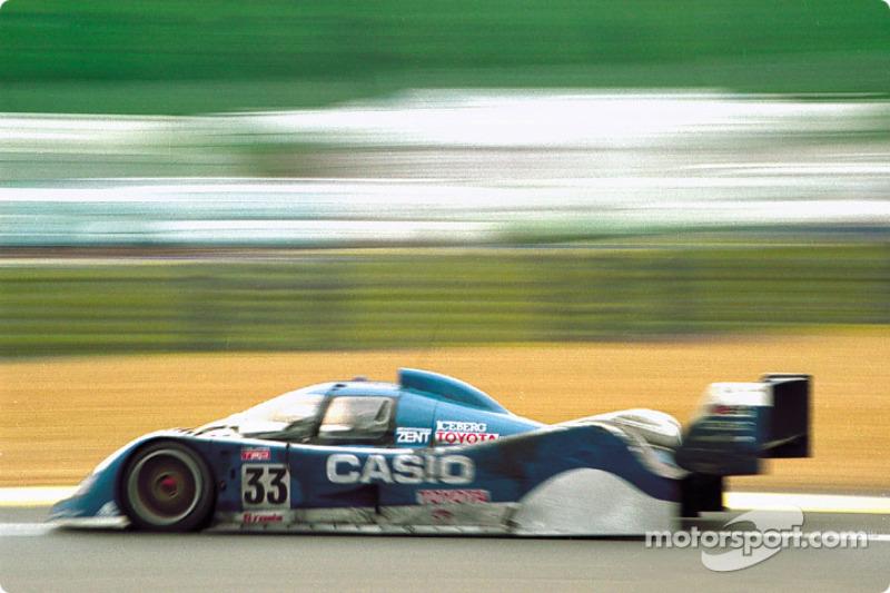 1992: #33 Tom's Toyota TS010: Pierre-Henri Raphanel, Kenny Acheson, Masanori Sekiya