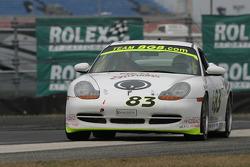 #83 BGB Motorsports Porsche 996: Chris Ridgway, Stewart Tetreault