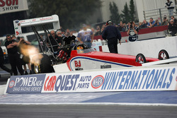 Jeudi, Top Fuel Dragster