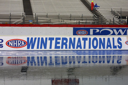 Rain washes out Friday action at the Winternationals