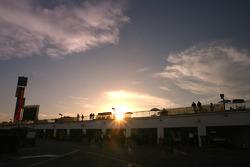 Sun rises on another NASCAR season