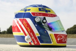 Helmet of Nicolas Lapierre