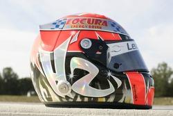Helmet of Sergio Hernandez