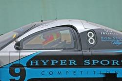 #9 Hyper Sport Infiniti Doran: Rick Skelton, Joe Foster
