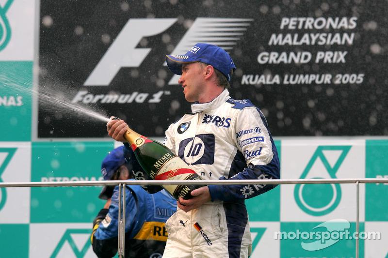 2005, Гран Прі Малайзії - третій