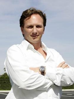 Arden International's Christian Horner