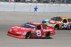 Dale Earnhardt Jr. and Elliott Sadler