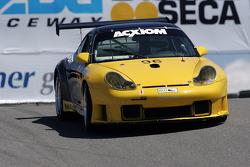 #96 Eurosport Racing Porsche GT3 Cup: Tim McKenzie, Bill Berard