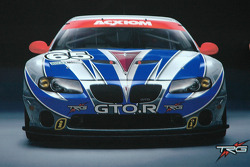 GM Racing-TRG press conference: the TRG Pontiac GTO.R