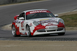 #17 Doncaster Racing Porsche 996: Greg Wilkins, Dave Lacey