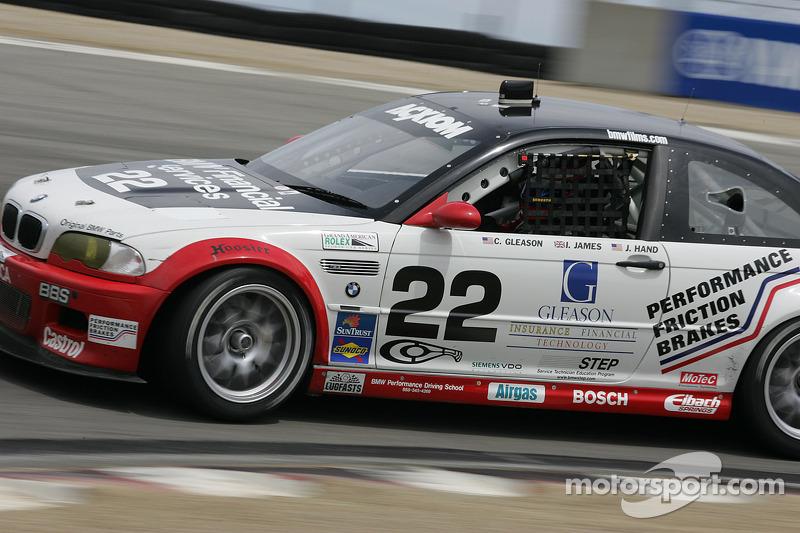 Prototype Technology Group BMW M3 : Chris Gleason, Ian James