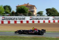 Christian Klien, Red Bull RB1