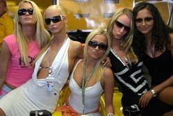 Photoshoot with the Jordan girls