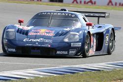 #16 JMB Racing Maserati MC 12 GT1: Chris Buncombe, Philipp Peter, Roman Rusinov