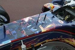 La livrée Star Wars sur la Red Bull