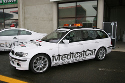 BMW coche médico