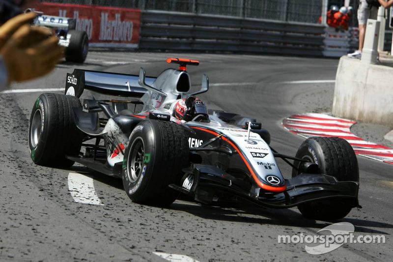 McLaren MP4-20 Mercedes (2005)