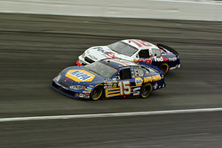Bobby Labonte and Michael Waltrip