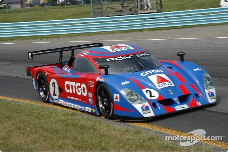 La CITGO - Howard - Boss Motorsports Pontiac Crawford N°2 (Andy Wallace, Milka Duno et Jan Lammers)