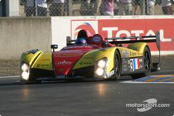 Welter Racing WR Peugeot : Jean-Bernard Bouvet, Sylvain Boulay, Robert Julien