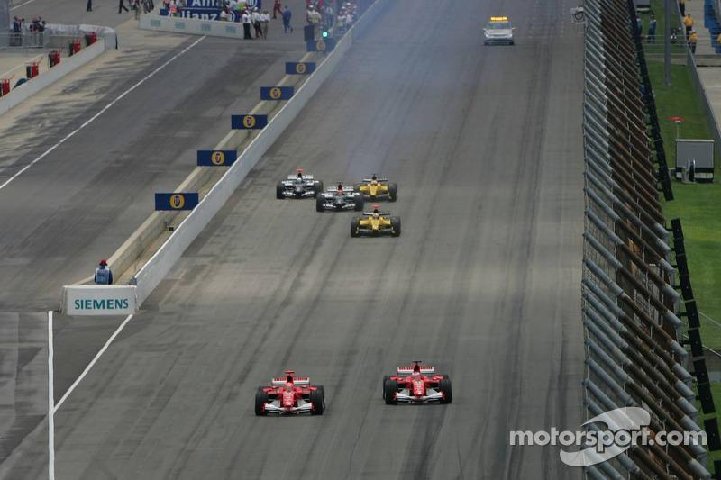 Найгірша гонка Ф1