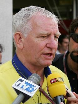 Nick Shorrock de Michelin