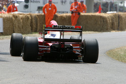 #93 1993 Ferrari F93A, class 16: Paul Osborn