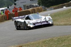 #12 1990 Jaguar XJR12, class 19: Justin Law