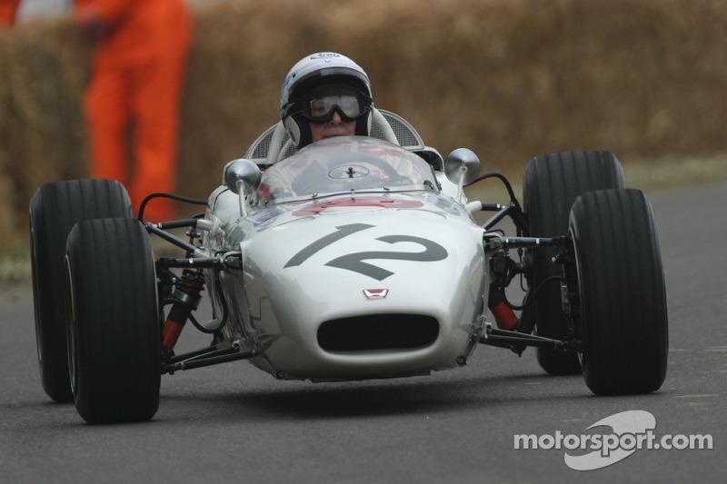 Honda RA272 1965, classe 6 : John Surtees