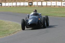 #163 Connaught B-Type de 1954: Tony Brooks