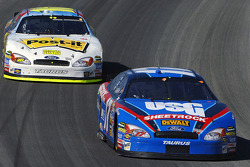 Matt Kenseth and Greg Biffle